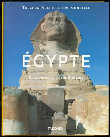 Egypte  de la préhistorique aux Romains