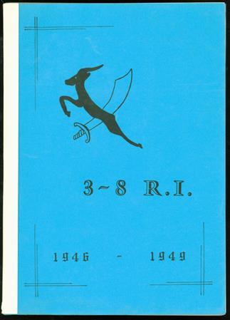 3-8 R.I. 1946-1949 (IIIe Bataljon van het Achtste Regiment Infanterie)