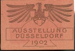 Ausstellung, Düsseldorf 1902.
