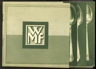 WMF Zilverfabrieken ( catalogus - catalogue )
