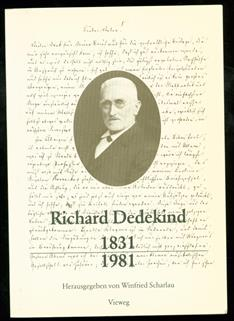 Richard Dedekind, 1831-1981 : eine Würdigung zu seinem 150. Geburtstag