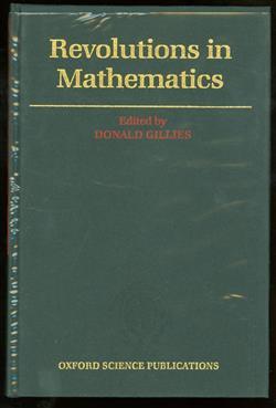 Revolutions in mathematics ( BOUND EDITION )