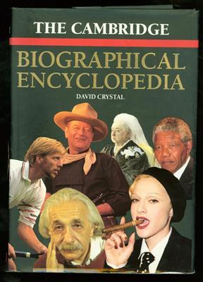 The Cambridge biographical encyclopedia.