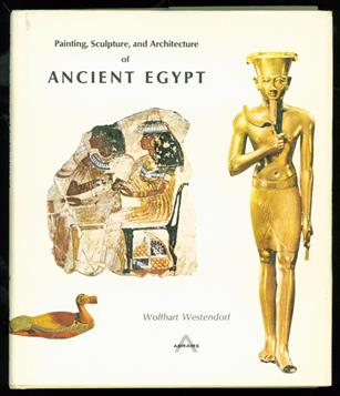 Painting, sculpture, and architecture of ancient Egypt.