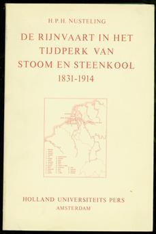 De Rijnvaart in het tijdperk van stoom en steenkool, 1831-1914