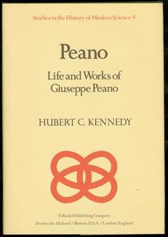 Peano, life and works of Giuseppe Peano