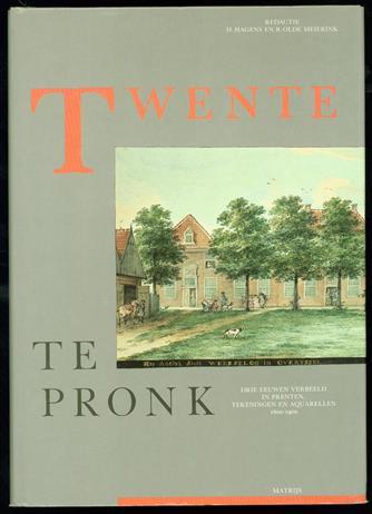 Twente te pronk : drie eeuwen verbeeld in prenten, tekeningen en aquarellen 1600-1900