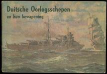 Duitsche oorlogsschepen en hun bewapening