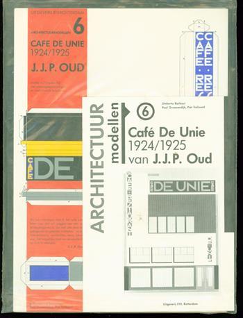 Café de Unie 1924 ( architectuur modellen 6 )