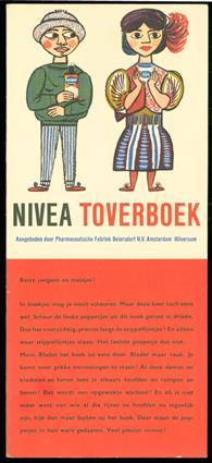 Nivea toverboek