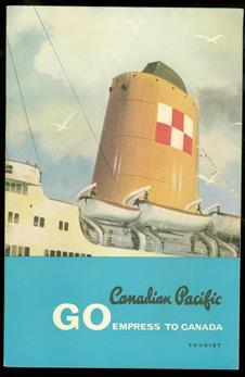 Go  Empress to Canada : tourist.,