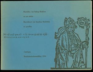 Marteldea fan biskop Bonifaes en syn maten = Marteldood van bisschop Bonifatius en gezellen