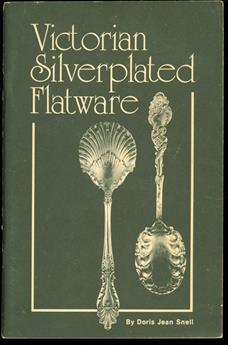 Victorian silverplated flatware