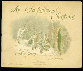 An old-fashioned Christmas at Gambel Grange