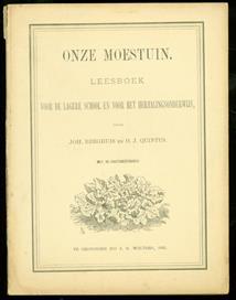 Onze moestuin : leesboek