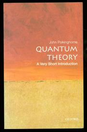 Quantum theory : a very short introduction