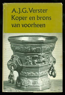 Koper en brons van voorheen : oude koperen en bronzen gebruiksvoorwerpen , Brons in den tijd