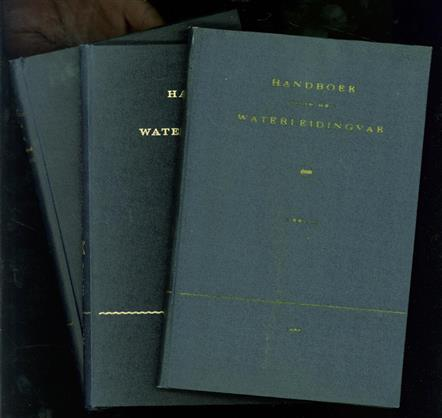 Handboek voor het waterleidingvak.