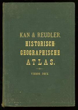 Historisch-geographische atlas vierde druk
