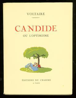 Candide ou l'optimisme ( Illustré par Jylbert )