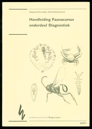 Handleiding faunacursus : onderdeel diagnostiek (G051-101)