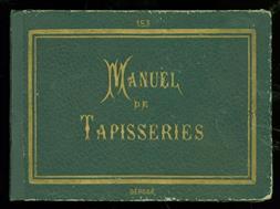 Manuel de tapisseries. ( 153 )