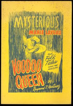 Mysterious Marie Laveau, voodoo queen : and folk tales along the Mississippi