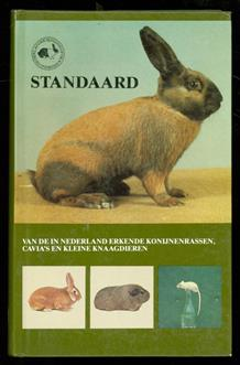 Standaard van de in Nederland erkende konijnenrassen, cavia's en kleine knaagdieren