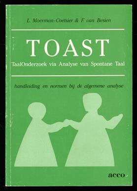 Toast. Taalonderzoek via analyse van spontane taal.