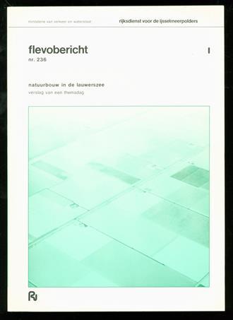 Natuurbouw in de Lauwerszee : verslag van een themadag