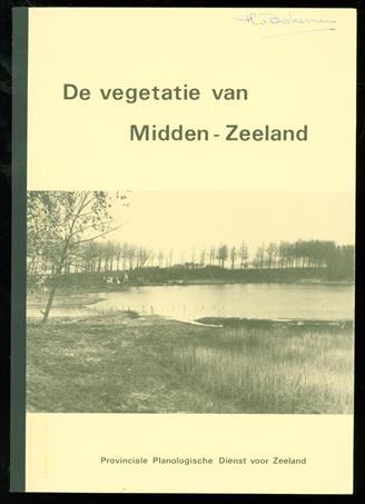 De vegetatie van Midden -Zeeland