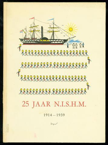 Nederlandsch-Indische Steenkolen Handel-Maatschappij, 1914-1939 = Gedenkschrift uitgegeven bij het vijf en twintigjarig bestaan der maatschappij op 25 maart 1939