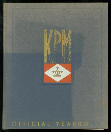 Official KPM Yearbook 1937-1938