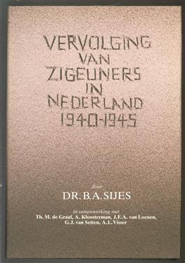 Vervolging van zigeuners in Nederland, 1940-1945