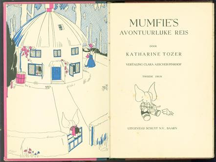 Mumfie's avontuurlijke reis