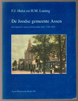 De Joodse gemeente Assen