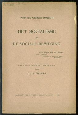 Het socialisme en de sociale beweging