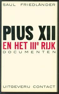 Pius XII en het Derde Rijk : dokumenten
