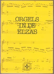 Orgels in de Elzas