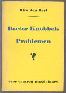 Dr. Knobbels problemen voor ervaren puzzlelaars