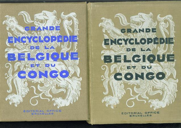 Grande encyclopédie de la Belgique et du Congo