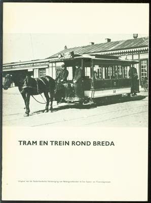 Tram en trein rond Breda.