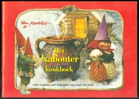 Het kabouter kinderkookboek