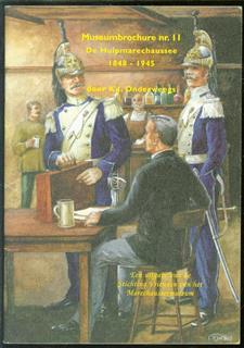 De hulpmarechaussee 1848-1945
