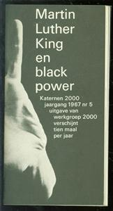"Martin Luther King en ""Black Power"""