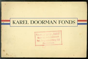 Karel Doorman Fonds.