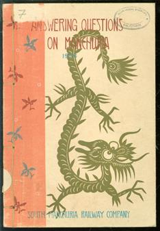 Answering questions on Manchuria, ( Mantsjoerije )
