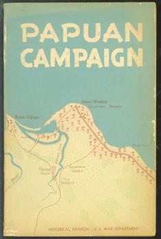 Papuan campaign : the Buna - Sanananda operation, 16 November 1942-23 January 1943.