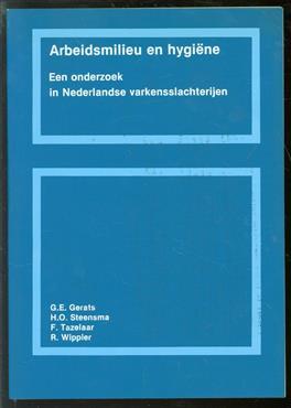 Hygiëne en hygiënegedrag in Nederlandse varkensslachterijen