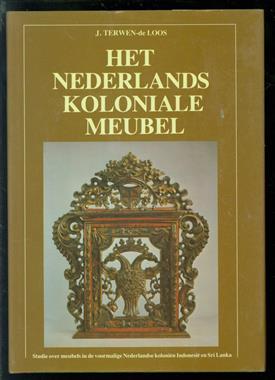 Het Nederlands-koloniale meubel, studie over meubels in de voormalige Nederlandse koloniën Indonesië en Sri Lanka